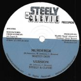Whitey Don - Murderer / Derrick Irie - Soft Ina Bed (Steely & Clevie / Jah Fingers) 12""